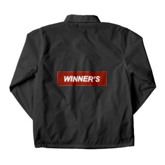 WINNER'S Coach Jacket