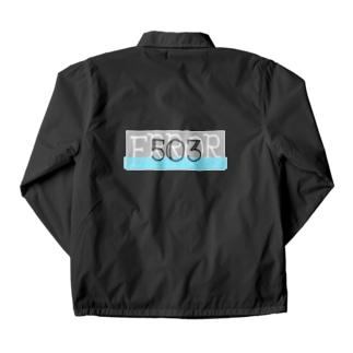 ERROR 503 Coach Jacket