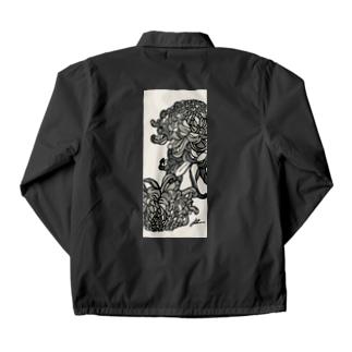 KIKU monotone Coach Jacket