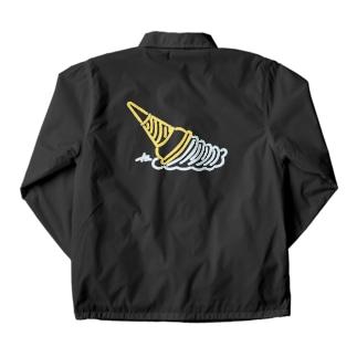ソフトクリームネオン2.0 Coach Jacket