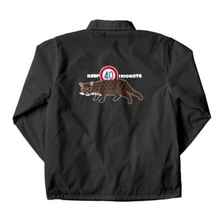 しまのなかまfromIRIOMOTEのKEEP40 IRIOMOTE Coach Jacket