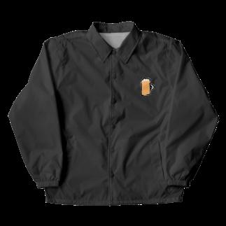 fandalのビール Coach Jacket