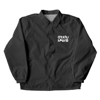 oyasuminase Coach Jacket