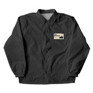 カピバラを愛する人のための Coach Jacket