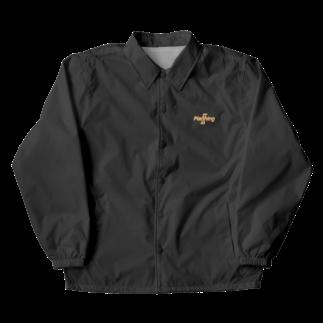 アイプランニング公式ストアのIPLロゴ(ゴールド) Coach Jacket
