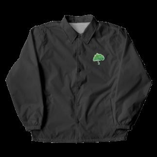 石川 佳宗の樹木 Coach Jacket
