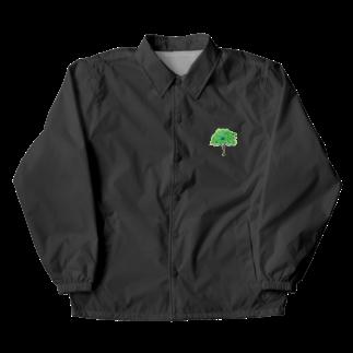 石川 佳宗の樹木3 Coach Jacket