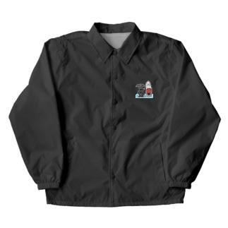 SUN☀︎SUP Coach Jacket