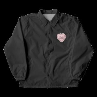 mero46のハート Coach Jacket