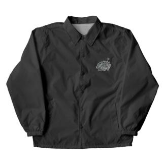 ハロオバQ Coach Jacket