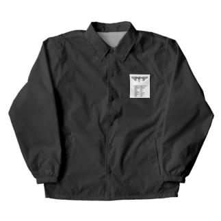 CICADA3301 Coach Jacket
