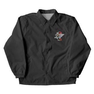 GUN & ROSE EMBLEM Coach Jacket