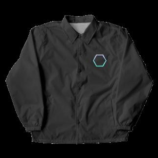 Egyptian Triangleのhexagon Coach Jacket
