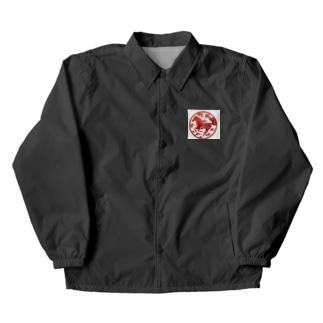 中華料理店 Coach Jacket