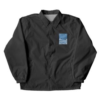 海 Coach Jacket