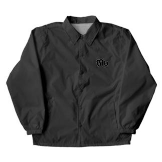 Mu【ムー】 Coach Jacket
