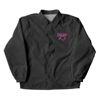 【公式】DEEP八戸 オリジナルグッズ Coach Jacket