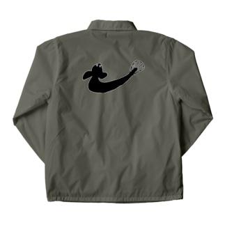 ウナギ Coach Jacket