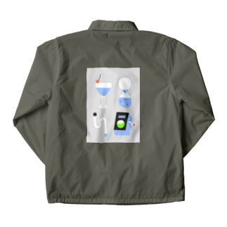 drawing Coach Jacket