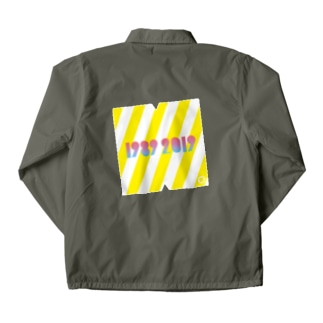 HIESEI Yellow Coach Jacket