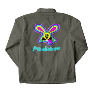 peekaboo(sam)😜 Coach Jacket