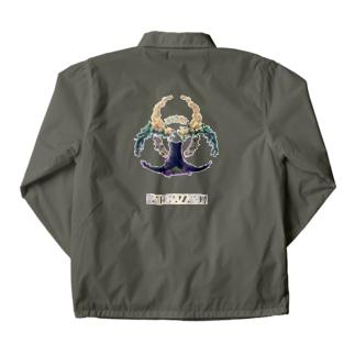 バイオハザードジャケット2 Coach Jacket