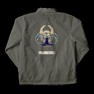 ずしきのバイオハザードジャケット2 Coach Jacket