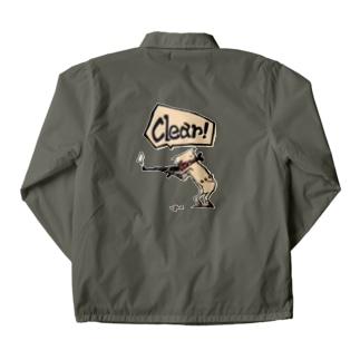 Clear! Coach Jacket