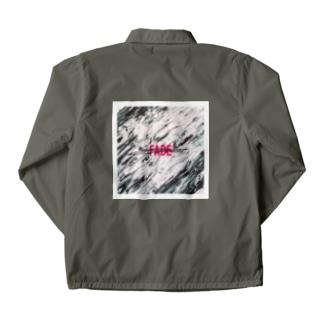UNFADE 【00】 Coach Jacket