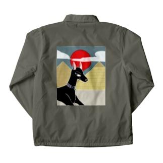エジプトの犬 Coach Jacket