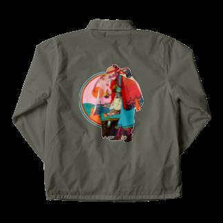 曇雑貨商店のJourney Coach Jacket