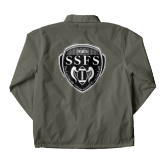 SS-FS Coach Jacket