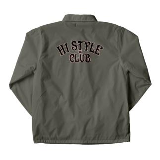 HI STYLE CLUB Coach Jacket
