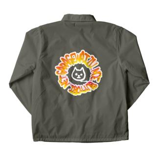 わいずマスコット犬のウェルシュコーギー Coach Jacket