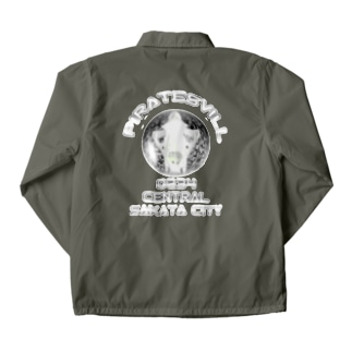 PIRATES VILL SAKATA CITY Coach Jacket