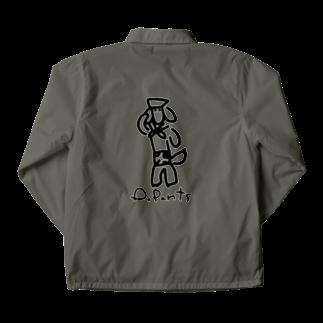 D.PantsのD.Pants10 Coach Jacket