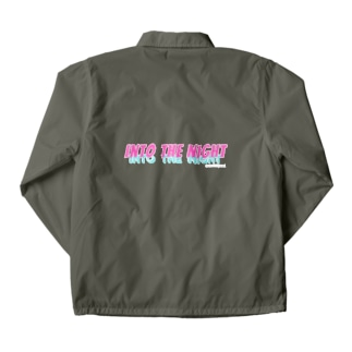 INTO THE NIGHT Coach Jacket