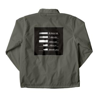 AMMO COLE Coach Jacket
