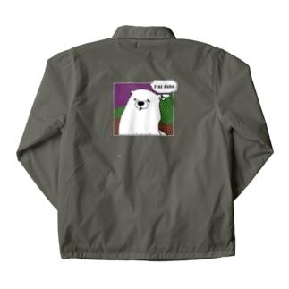 あの犬/空腹 Coach Jacket