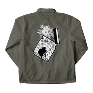 Flabby_Expression Coach Jacket