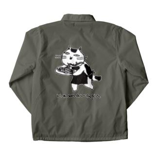 なま猫 Coach Jacket