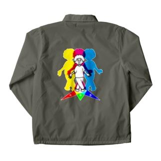RGB アールジービー 224 Coach Jacket