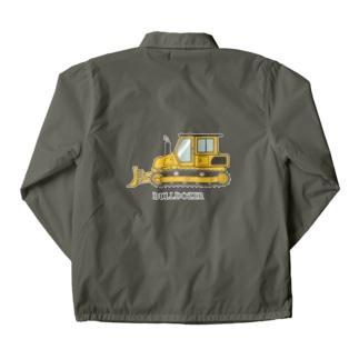 ブルドーザー Coach Jacket