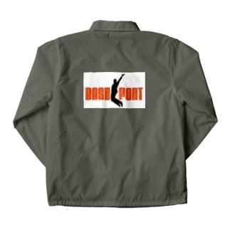 BASEFONT-JUMPER Coach Jacket