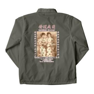 1922ポスターセピア Coach Jacket