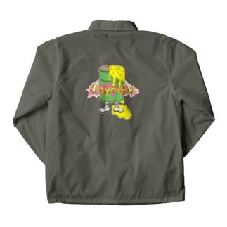 shyness oil Coach Jacket