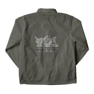 HORSMART公式ショップの色選べます『HORSMARTオリジナル商品』 Coach Jacket