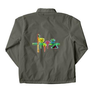 カダン no.1 Coach Jacket