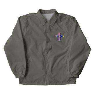 十字架と既存ちゃん Coach Jacket