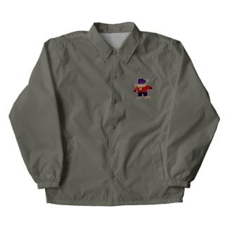 冬のUMA Coach Jacket